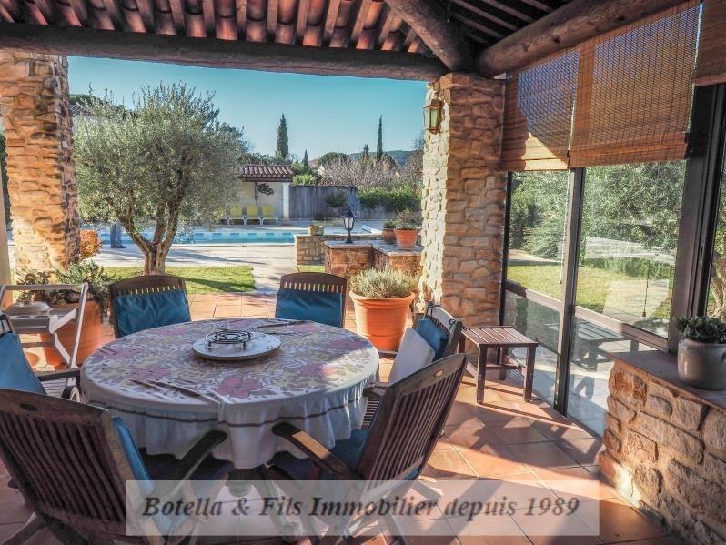 Venta de prestigio  casa Uzes 516000€ - Fotografía 10