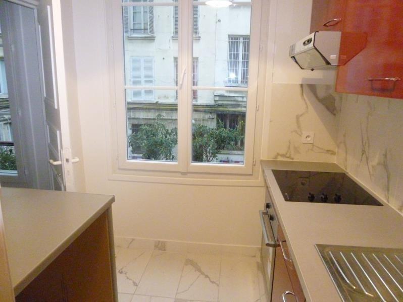 Sale apartment Paris 3ème 660000€ - Picture 3