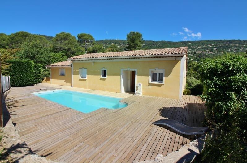 Vente maison / villa Speracedes 499000€ - Photo 1