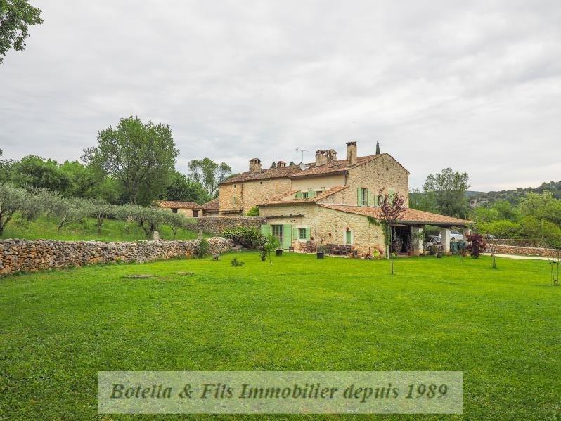 Venta de prestigio  casa Uzes 699000€ - Fotografía 13