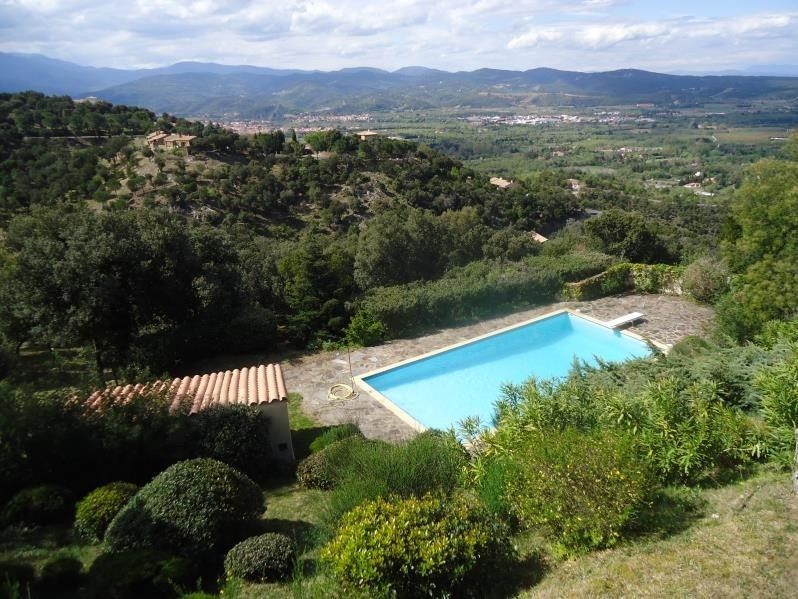 Sale house / villa Ceret 453 000€ - Picture 3