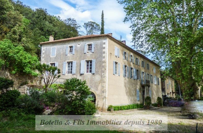 Vente de prestige maison / villa Uzes 1590000€ - Photo 7