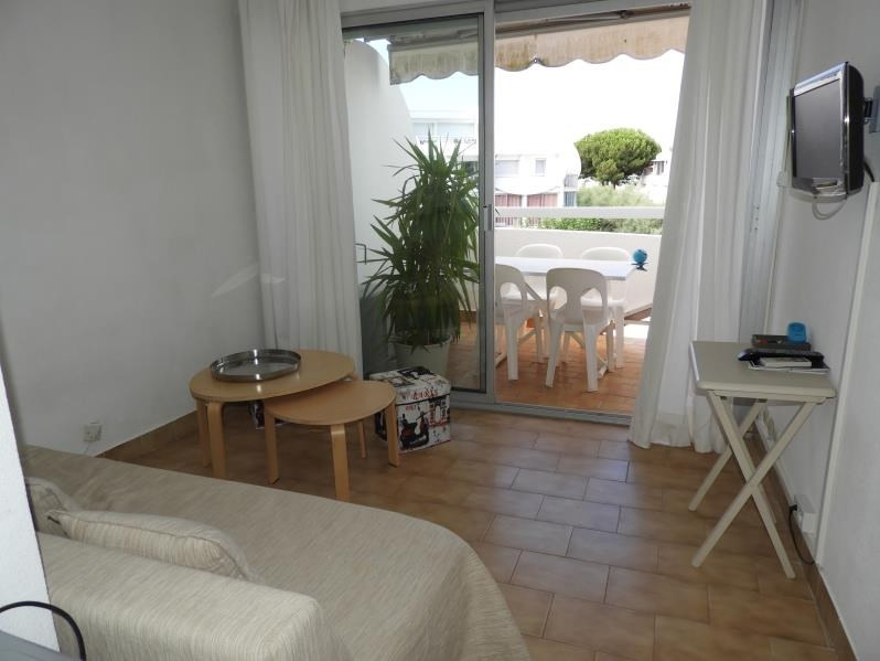 Vendita appartamento La grande motte 104000€ - Fotografia 3