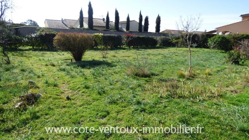 Sale site Aubignan 85 000€ - Picture 1