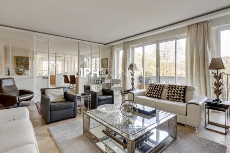 Deluxe sale apartment Neuilly-sur-seine 2490000€ - Picture 3