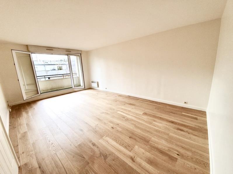 Sale apartment Issy les moulineaux 659000€ - Picture 2