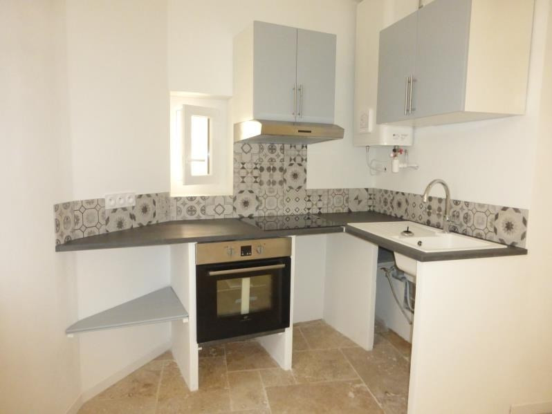 Rental apartment Barjols 416€ CC - Picture 1