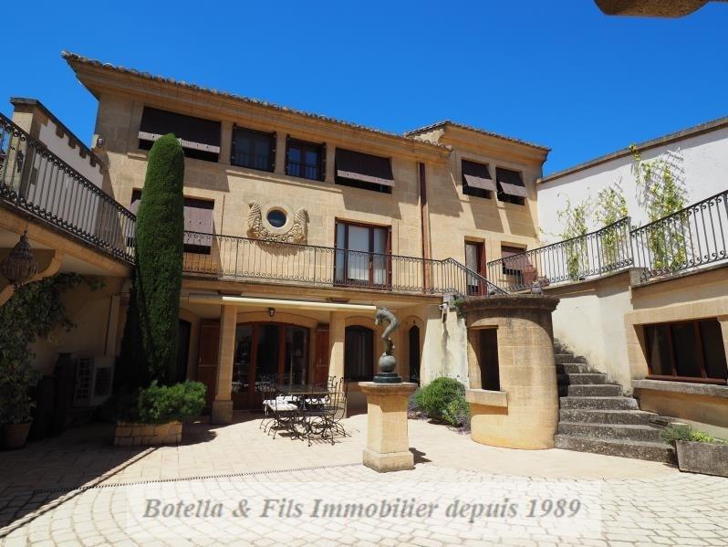 Immobile residenziali di prestigio casa Uzes 590000€ - Fotografia 13