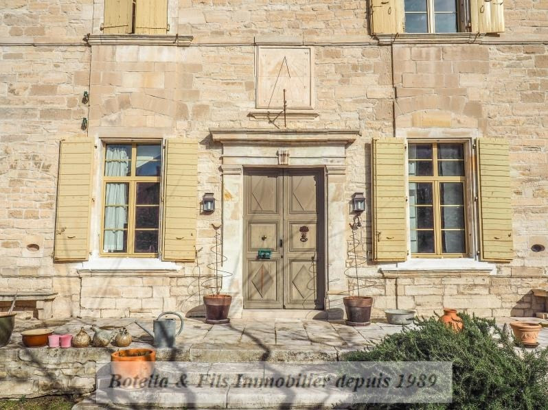 Deluxe sale house / villa Uzes 1 299 000€ - Picture 4