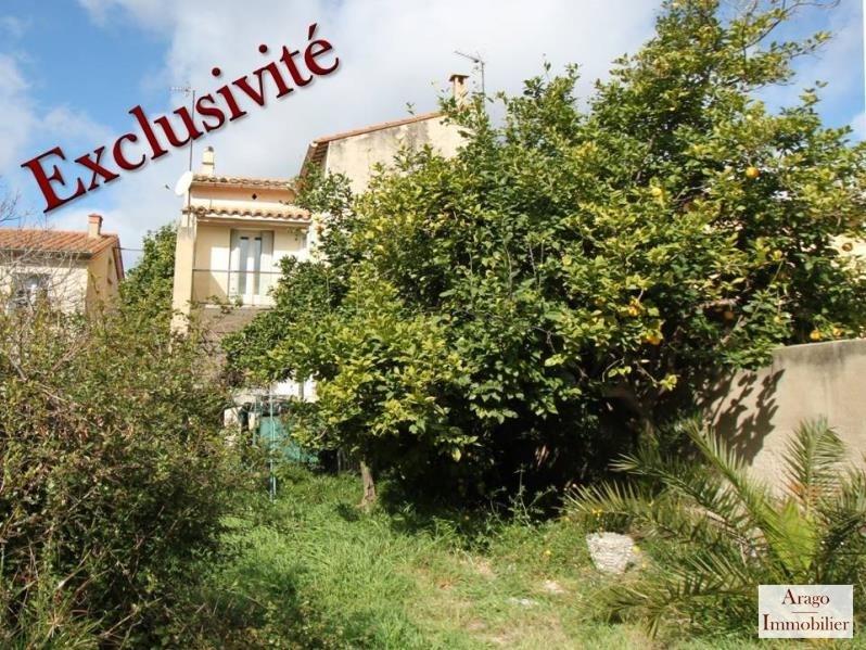 Sale house / villa Claira 211000€ - Picture 1