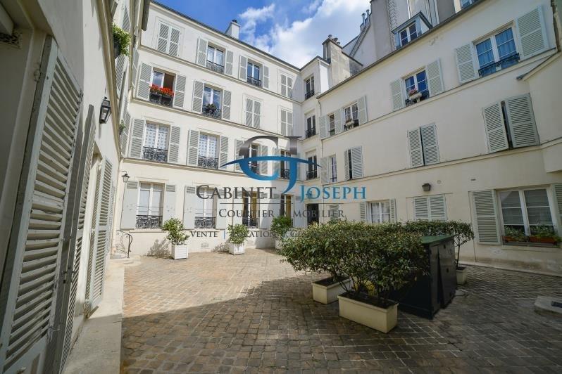 Vente appartement Paris 7ème 150000€ - Photo 1