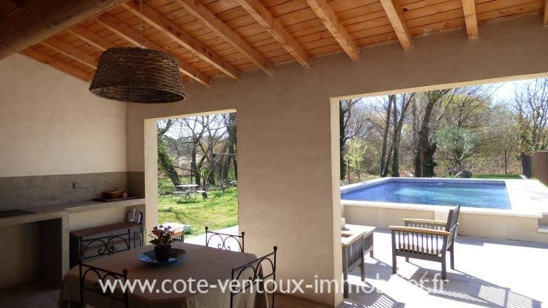 Vente maison / villa Mazan 430000€ - Photo 13