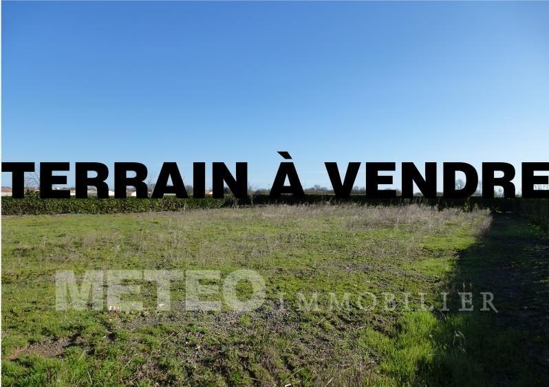 Verkauf grundstück La tranche sur mer 127000€ - Fotografie 1