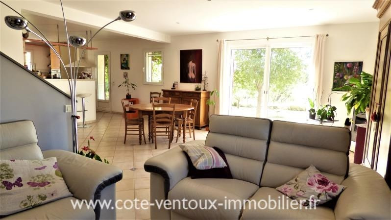 Sale house / villa Aubignan 472 000€ - Picture 2