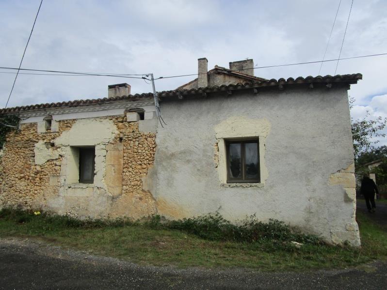 Vente maison / villa Beauronne 185000€ - Photo 9