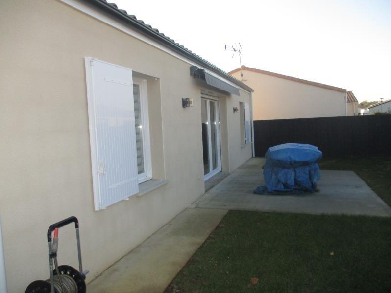 Vente maison / villa La creche 159600€ - Photo 9