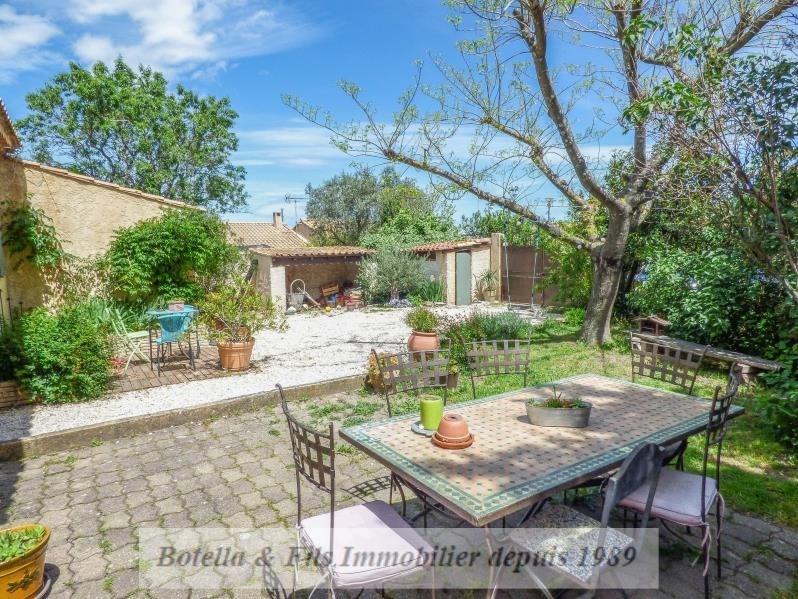 Vente maison / villa Rochefort du gard 266000€ - Photo 2