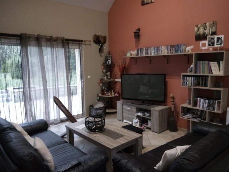 Venta  casa Voivres les le mans 302500€ - Fotografía 4