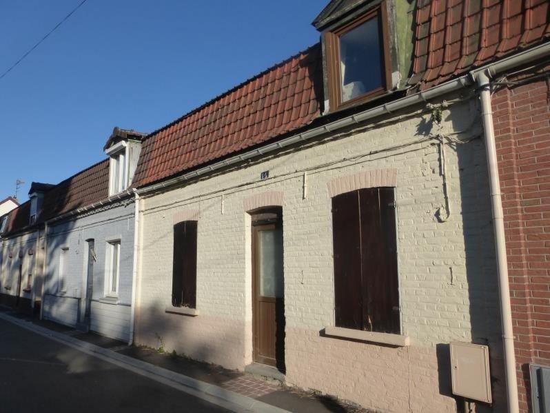 Vente maison / villa Noeux les mines 60000€ - Photo 1