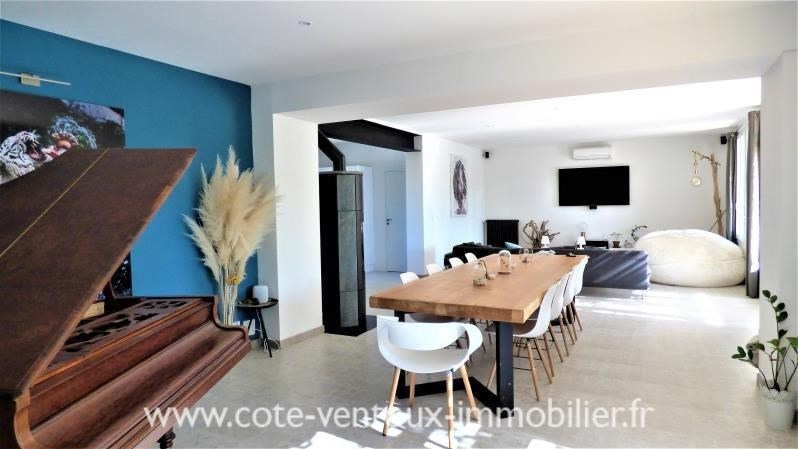 Vente maison / villa Carpentras 375 000€ - Photo 2
