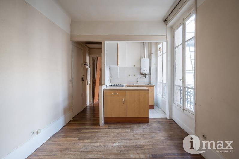 Vente appartement Paris 18ème 275000€ - Photo 3