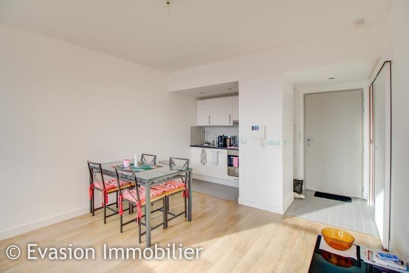Rental apartment Passy 599€ CC - Picture 1