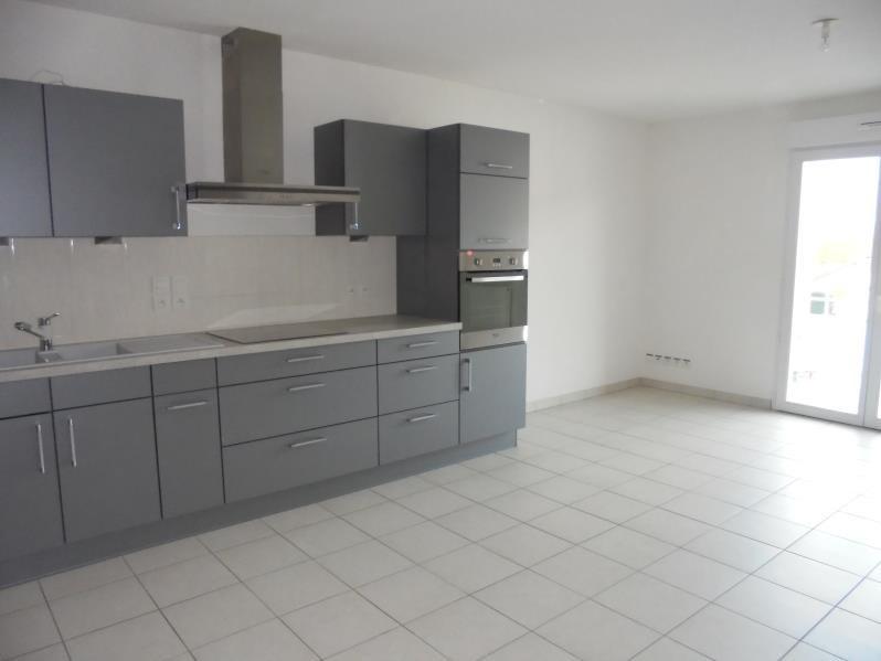 Sale apartment Scionzier 126000€ - Picture 2