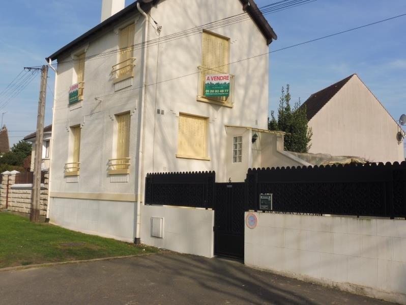 Vente maison / villa Sarcelles 172400€ - Photo 1
