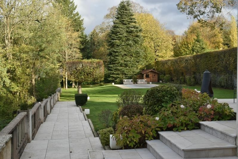Vente de prestige maison / villa Chatillon le duc 987000€ - Photo 11