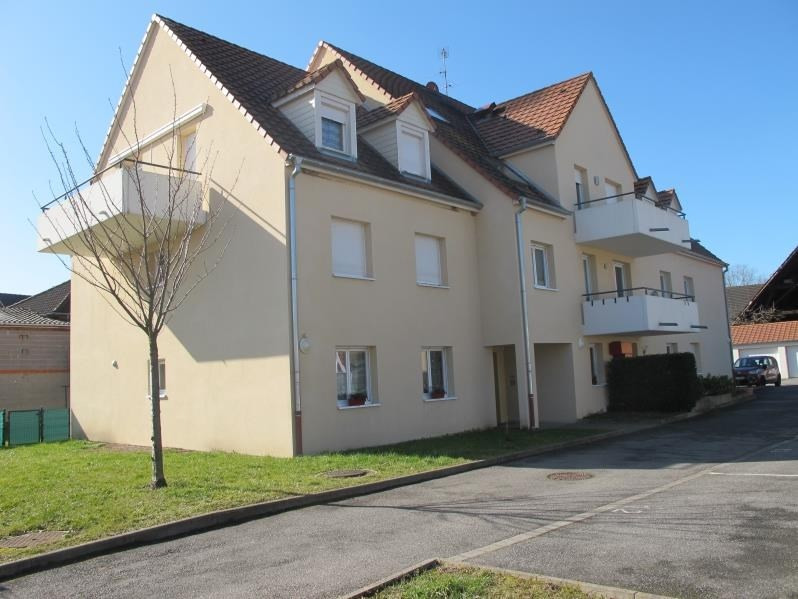 Produit d'investissement appartement Lauterbourg 155 900€ - Photo 1