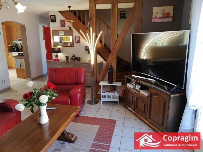 Sale house / villa Vinneuf 267500€ - Picture 4