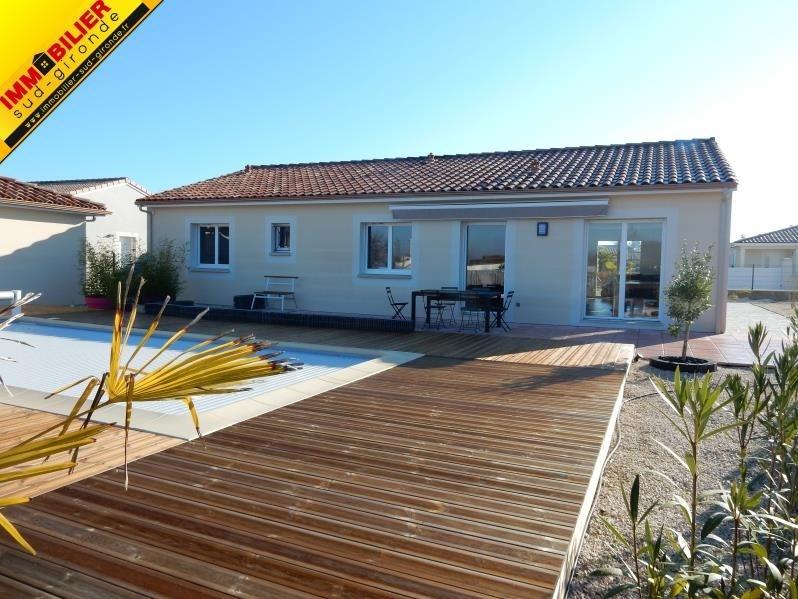 Revenda casa Langon 326200€ - Fotografia 1
