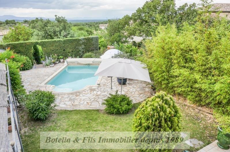 Immobile residenziali di prestigio casa Barjac 446000€ - Fotografia 3
