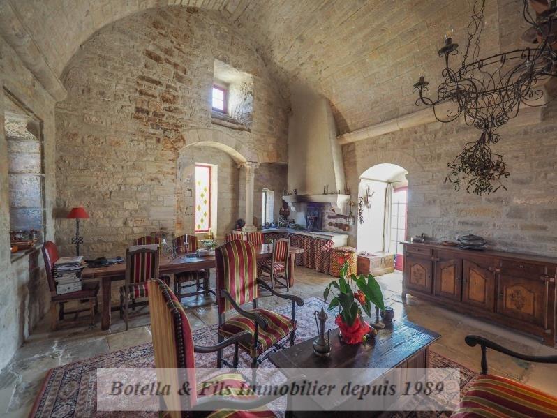 Venta de prestigio  castillo Uzes 795000€ - Fotografía 3