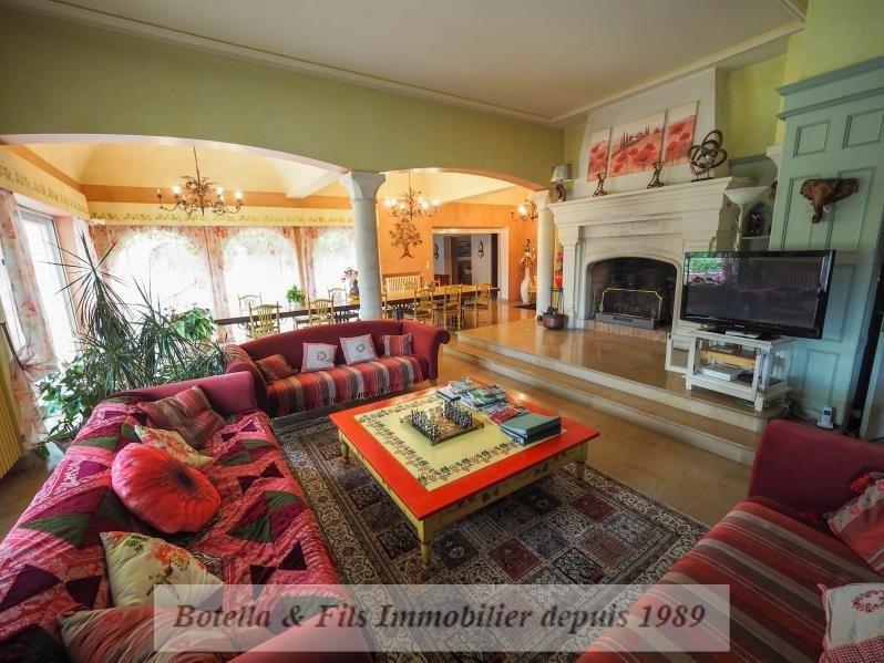 Vente de prestige maison / villa Barjac 1270000€ - Photo 8