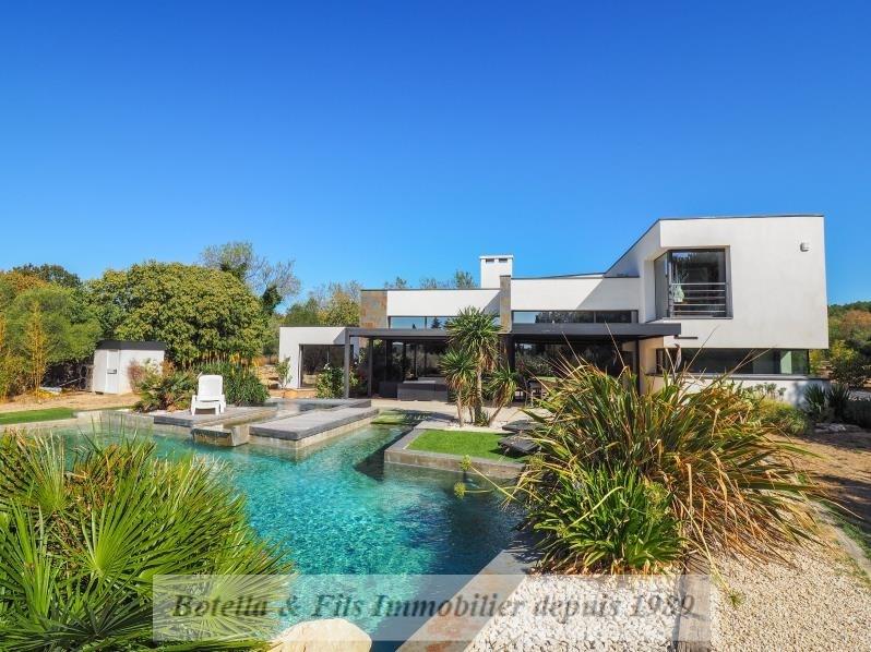 Immobile residenziali di prestigio casa Uzes 1575000€ - Fotografia 15