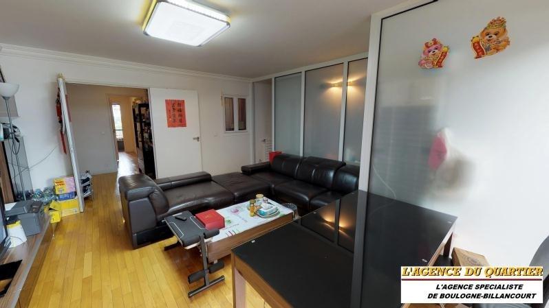 Sale apartment Boulogne billancourt 999000€ - Picture 2