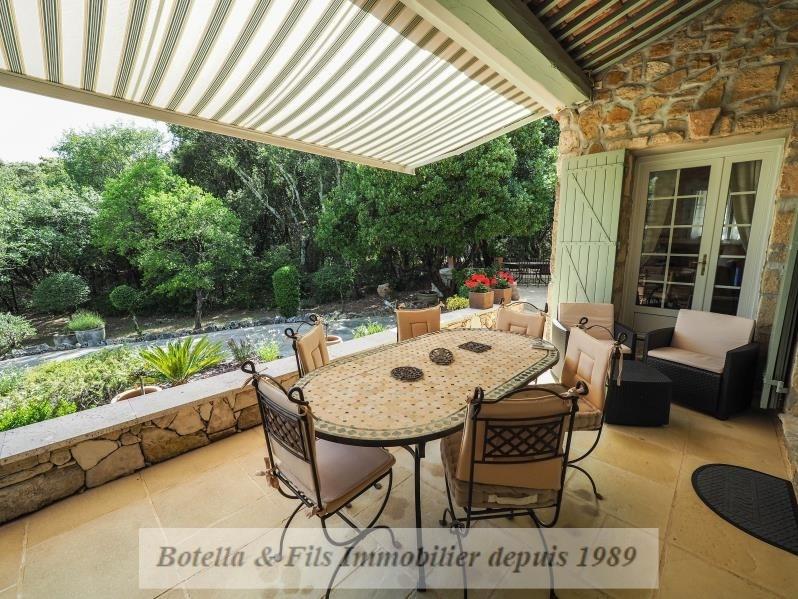 Verkoop van prestige  huis Uzes 677000€ - Foto 12