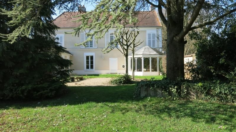 Sale house / villa Quincy voisins 520 000€ - Picture 1