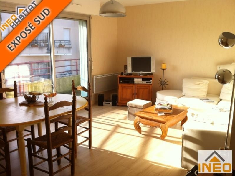 Vente appartement La meziere 148 400€ - Photo 1