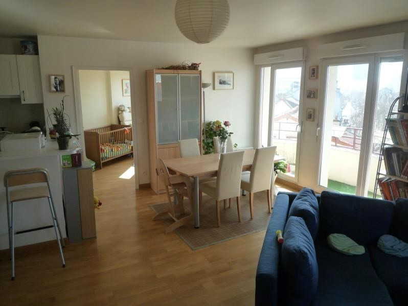 Vente appartement Alfortville 284 000€ - Photo 3