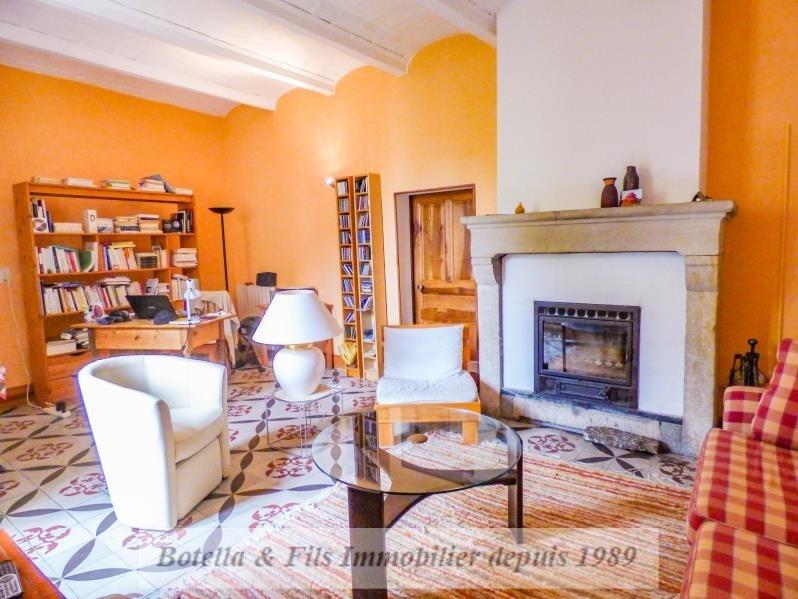 Vente maison / villa Uzes 426000€ - Photo 6