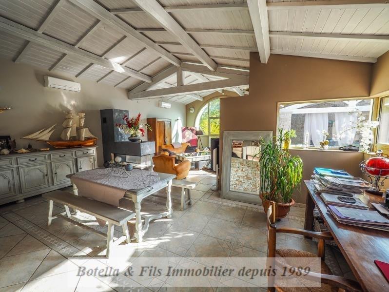 Vente de prestige maison / villa Bagnols sur ceze 490000€ - Photo 4