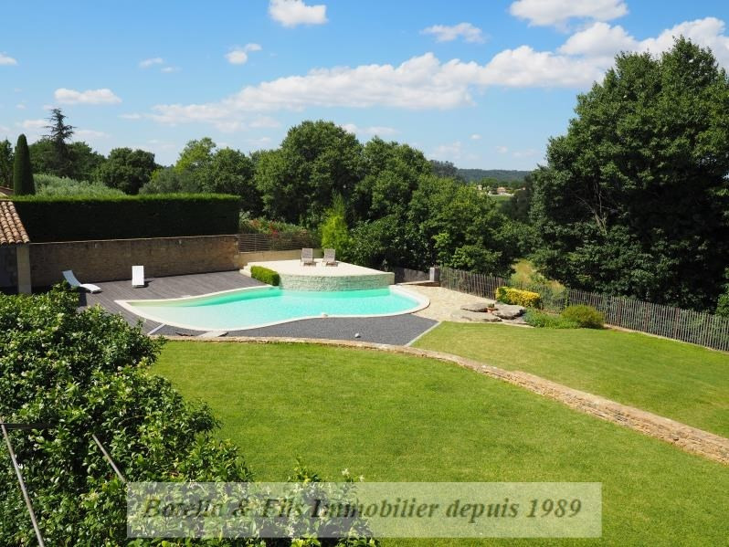Vente de prestige maison / villa Uzes 890000€ - Photo 6