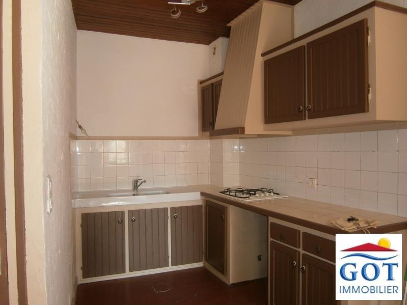 Locação apartamento St laurent de la salanque 550€ CC - Fotografia 1