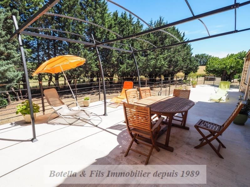 Vente maison / villa Barjac 415 000€ - Photo 3