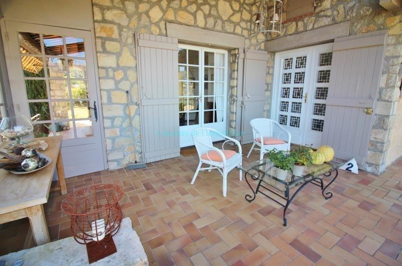 Vente de prestige maison / villa Peymeinade 625000€ - Photo 9