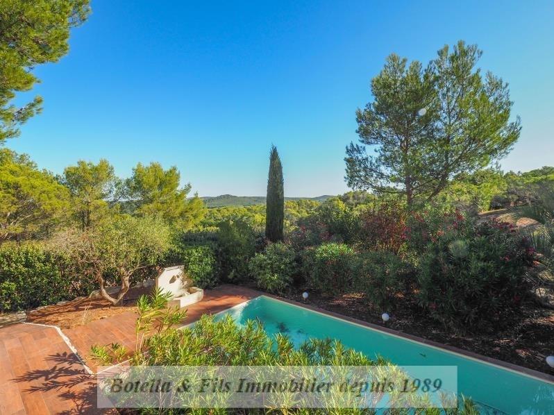 Vente de prestige maison / villa Uzes 595000€ - Photo 2