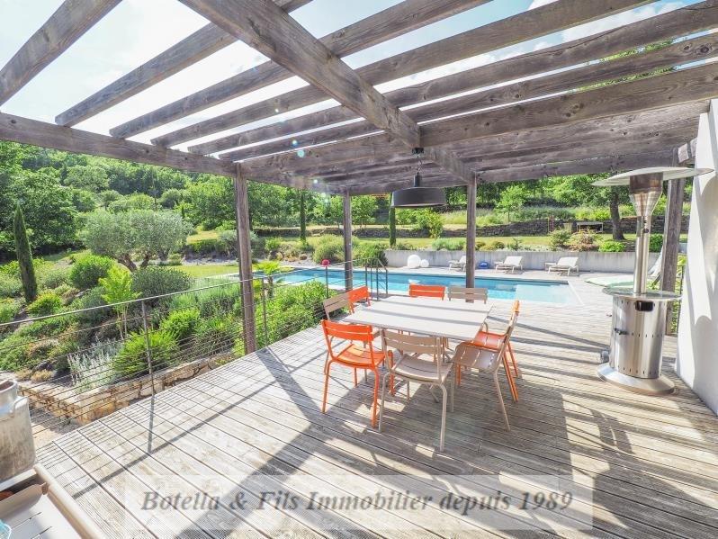 Immobile residenziali di prestigio casa Barjac 795000€ - Fotografia 8