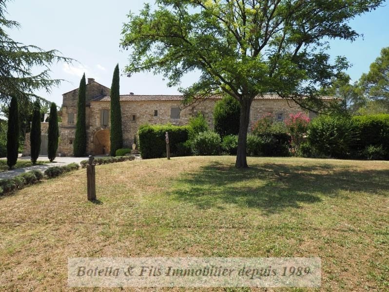 Verkoop van prestige  huis Uzes 2200000€ - Foto 2